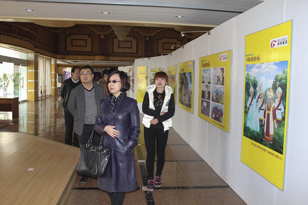 段建玲参观敦煌文化创意产业园并提出建议图片